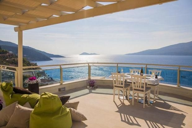 kalkan 4 bedroom villa with private pool