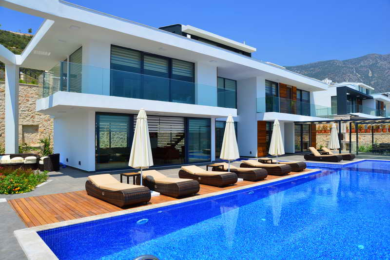 Property in Kalkan Kisla 3 bedrooms