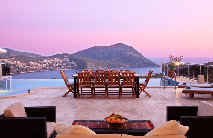 Villa for Sale in Kalkan Modern