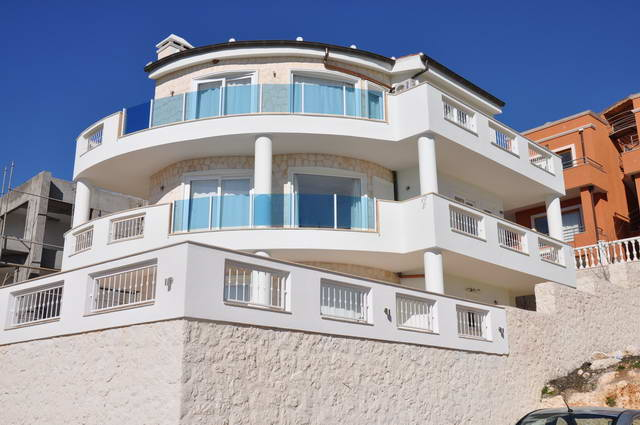 kalkan 3 bedrooms villa near beach
